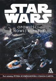 Okładka książki Opowieści z Nowej Republiki