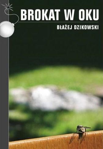 Okładka książki Brokat w Oku
