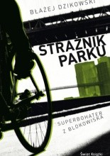 Okładka książki Strażnik parku