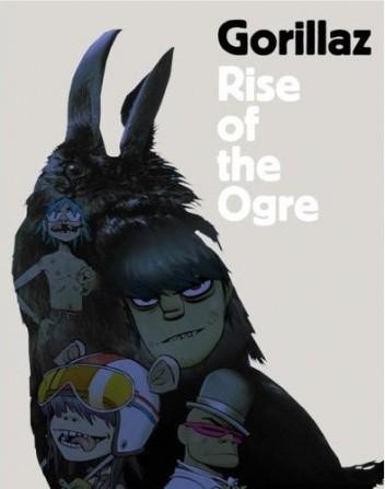 Okładka książki Gorillaz: Rise Of The Ogre