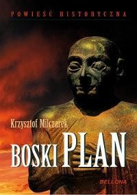 Okładka książki Boski Plan