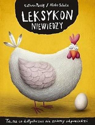 Okładka książki Leksykon niewiedzy: To, na co dotychczas nie znamy odpowiedzi