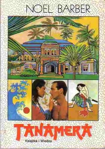 Okładka książki Tanamera
