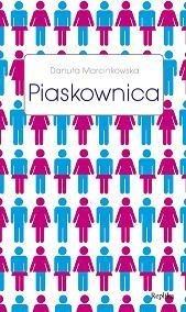 Okładka książki Piaskownica