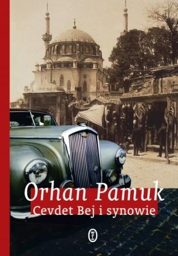 Okładka książki Cevdet Bej i synowie