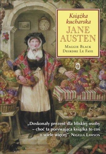 Okładka książki Książka kucharska Jane Austen