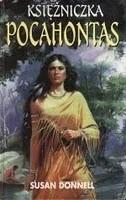 Okładka książki Księżniczka Pocahontas