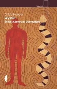 Okładka książki Wysoki. Śmierć Camerona Doomadgee