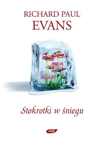 Okładka książki Stokrotki w śniegu