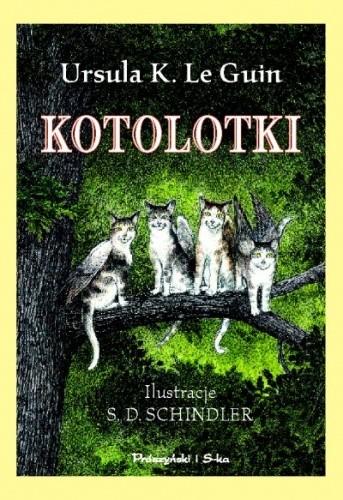 Okładka książki Kotolotki