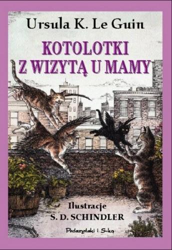 Okładka książki Kotolotki z wizytą u mamy