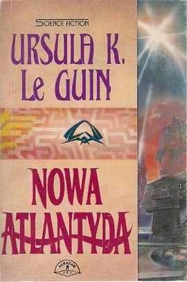 Okładka książki Nowa Atlantyda