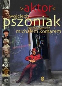 Okładka książki Aktor