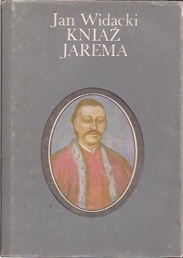 Okładka książki Kniaź Jarema