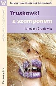 Okładka książki Truskawki z szamponem