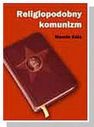 Okładka książki Religiopodobny komunizm