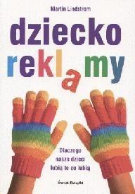 Okładka książki Dziecko reklamy