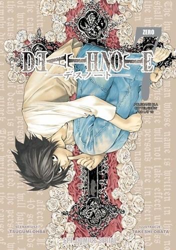 Okładka książki Death Note #7: Zero