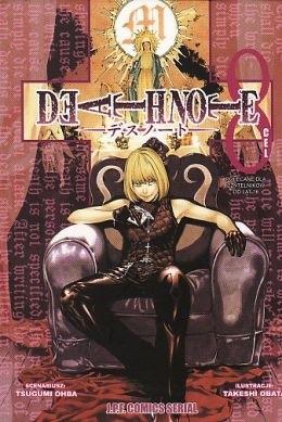 Okładka książki Death Note 8: Cel