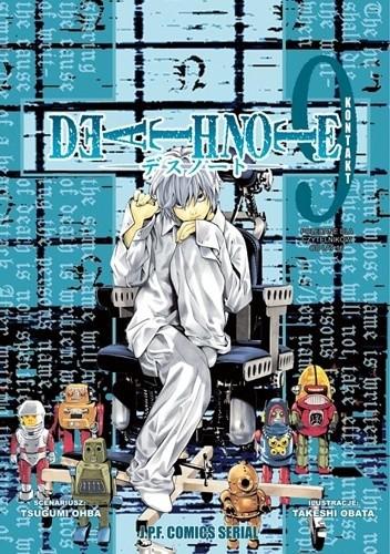 Okładka książki Death Note 9: Kontakt