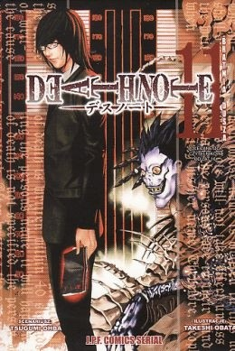 Okładka książki Death Note 11: Bratnia dusza