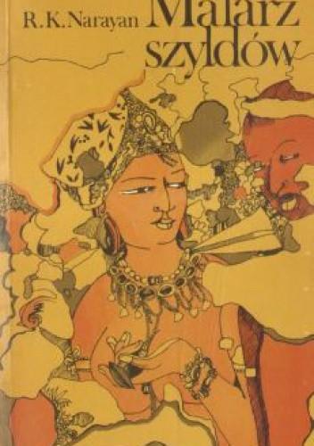 Okładka książki Malarz szyldów