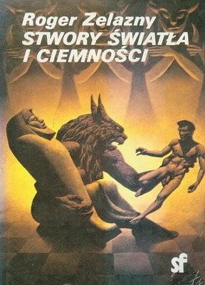 Okładka książki Stwory Światła i Ciemności