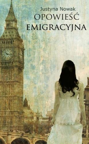 Okładka książki Opowieść emigracyjna