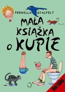 Okładka książki Mała książka o kupie