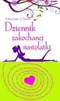 Okładka książki Dziennik zakochanej nastolatki