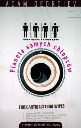 Okładka książki Planeta Samych Chłopców
