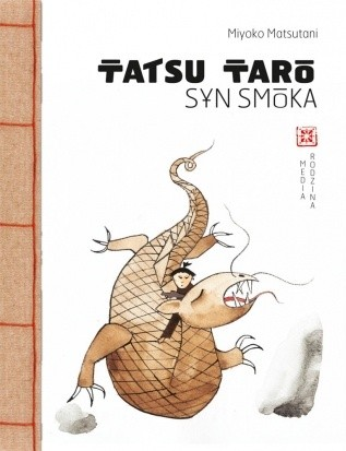 Okładka książki Tatsu Taro, syn smoka