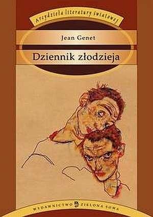 Okładka książki Dziennik złodzieja