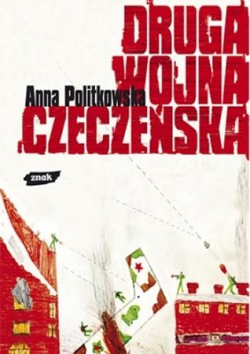 Okładka książki Druga wojna czeczeńska