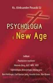 Okładka książki Psychologia i New Age