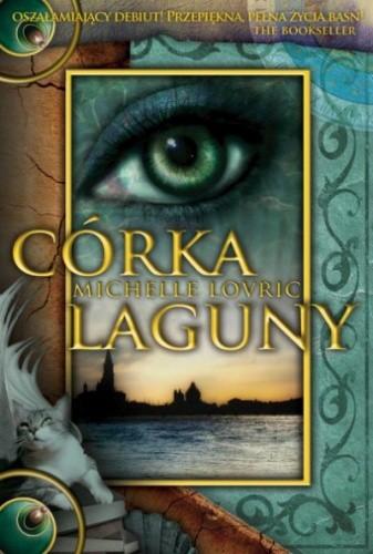 Okładka książki Córka Laguny