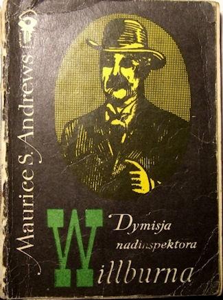 Okładka książki Dymisja nadinspektora Willburna