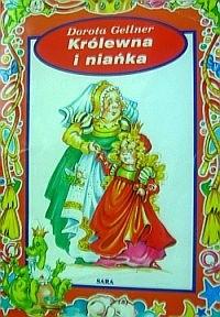 Okładka książki Królewna i niańka