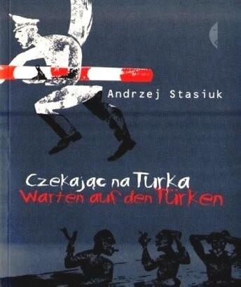 Okładka książki Czekając na Turka. Warten auf den Türken