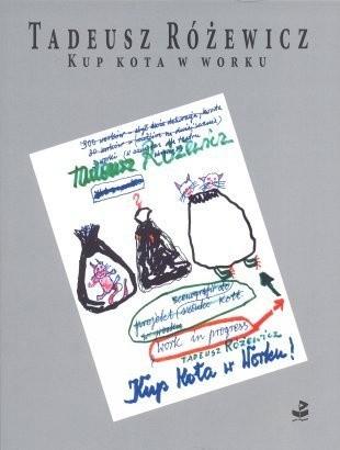 Okładka książki Kup kota w worku (work in progress)