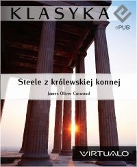Okładka książki Steele z Królewskiej Konnej