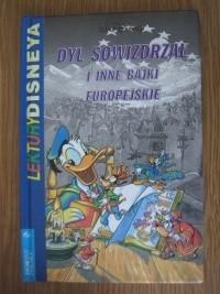 Okładka książki Dyl Sowizdrzał i inne bajki europejskie