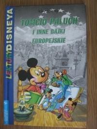 Okładka książki Tomcio Paluch i inne bajki europejskie