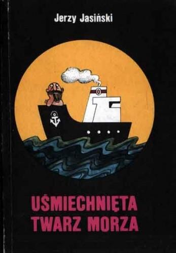 Okładka książki Uśmiechnięta twarz morza