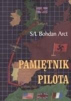 Okładka książki Pamiętnik pilota
