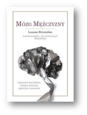 Okładka książki Mózg mężczyzny