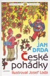 Okładka książki České pohádky