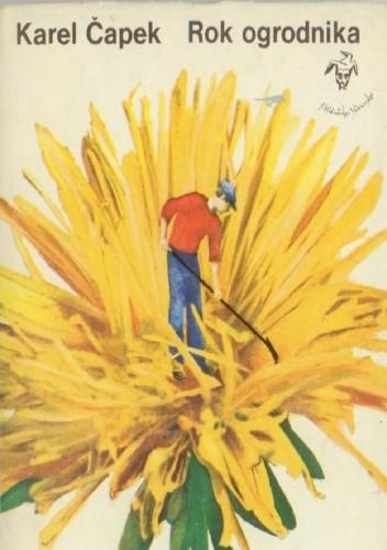 Okładka książki Rok ogrodnika