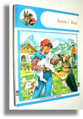 Okładka książki Kasia i Bari