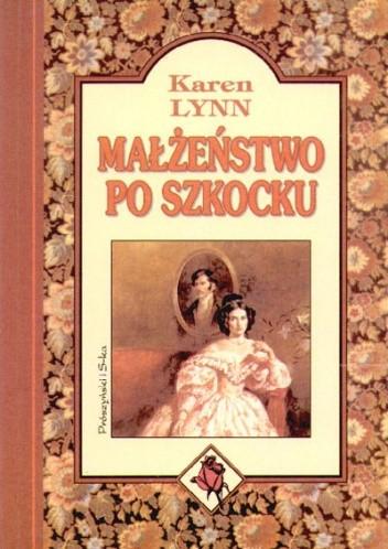 Okładka książki Małżeństwo po szkocku
